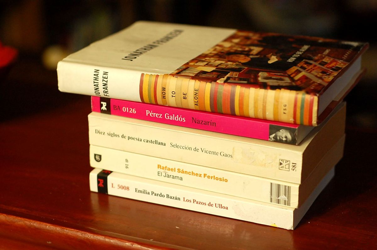 Don Quijote, Catalina, Lord Peter, y Madame Bovary